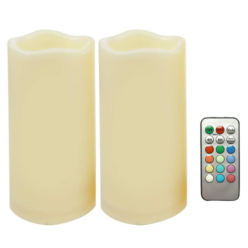 led-pillar-candles