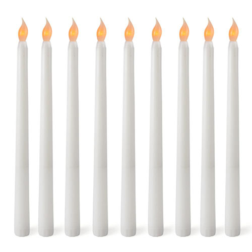 led-taper-candles